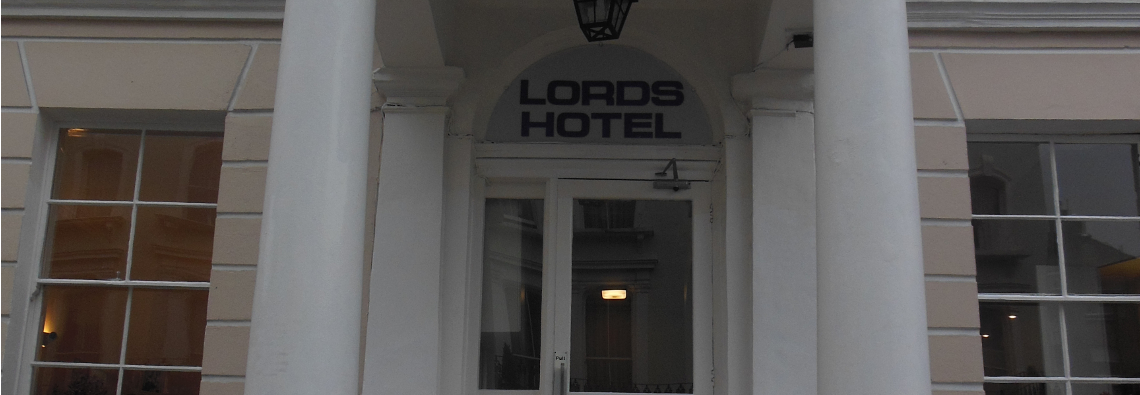 Lords Hotel // London
