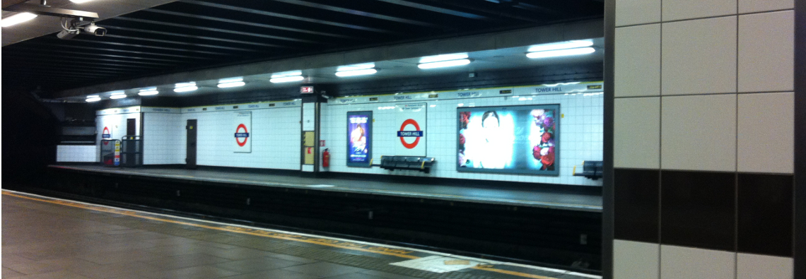 London - Subway Station