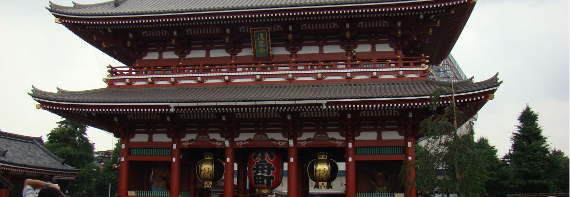 Tokio // Asakusa - Senso-ji Shrine