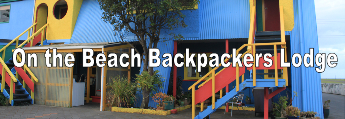 On the Beach Backpackers Lodge // Whitianga